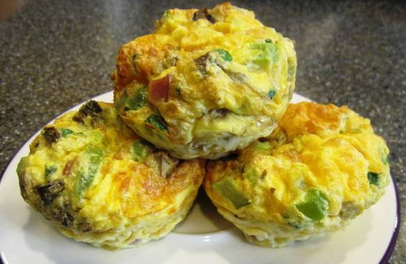 Egg Muffins | Pinky's Pantry